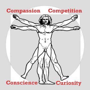 Curiosity Conscience Competition Compassion