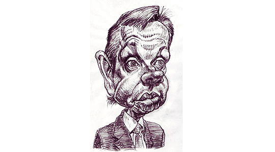 gove cartoon