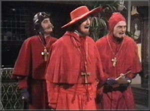 nobody expects the spanish inqisition
