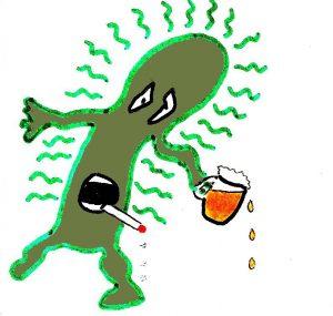 Mr Slime