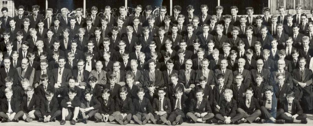 grammar school photo