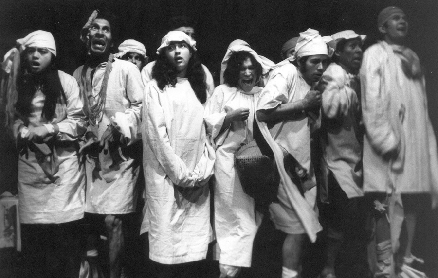 Lunatics from Marat / Sade