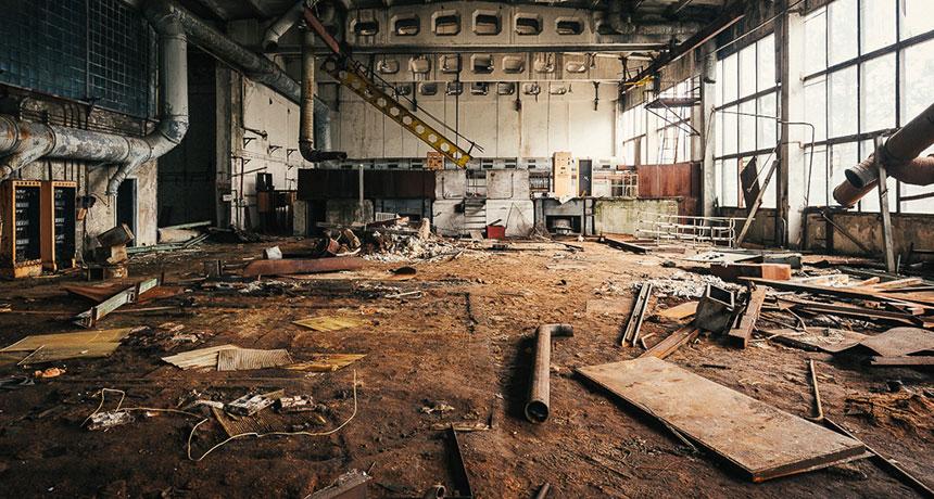 dead factory