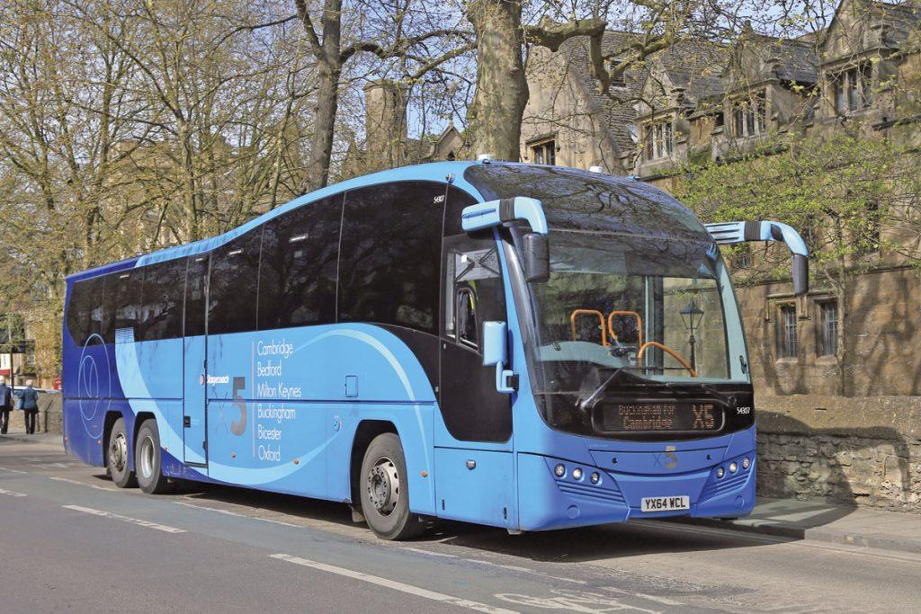 x5 bus