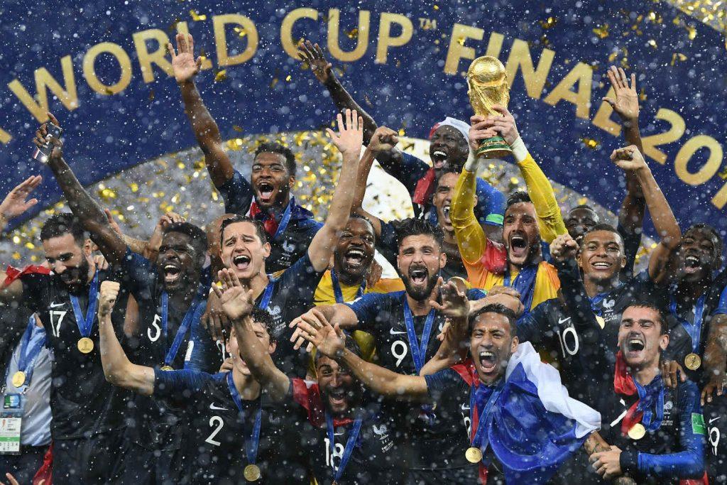 french team winners