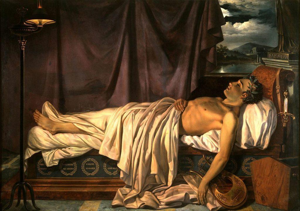 deathbed scene