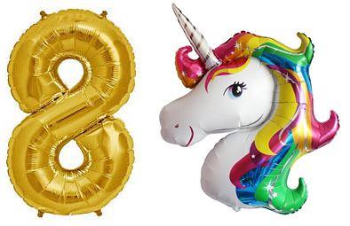 balloons at 8