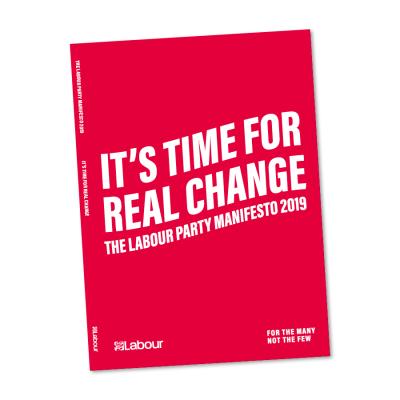 Labour Manifesto 2019
